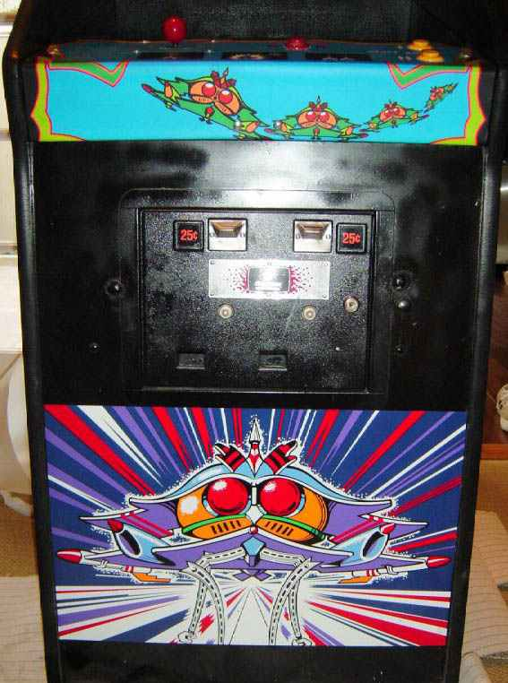 Galaga Video Arcade Game Of 1981 By Midway Amp Namco At Www