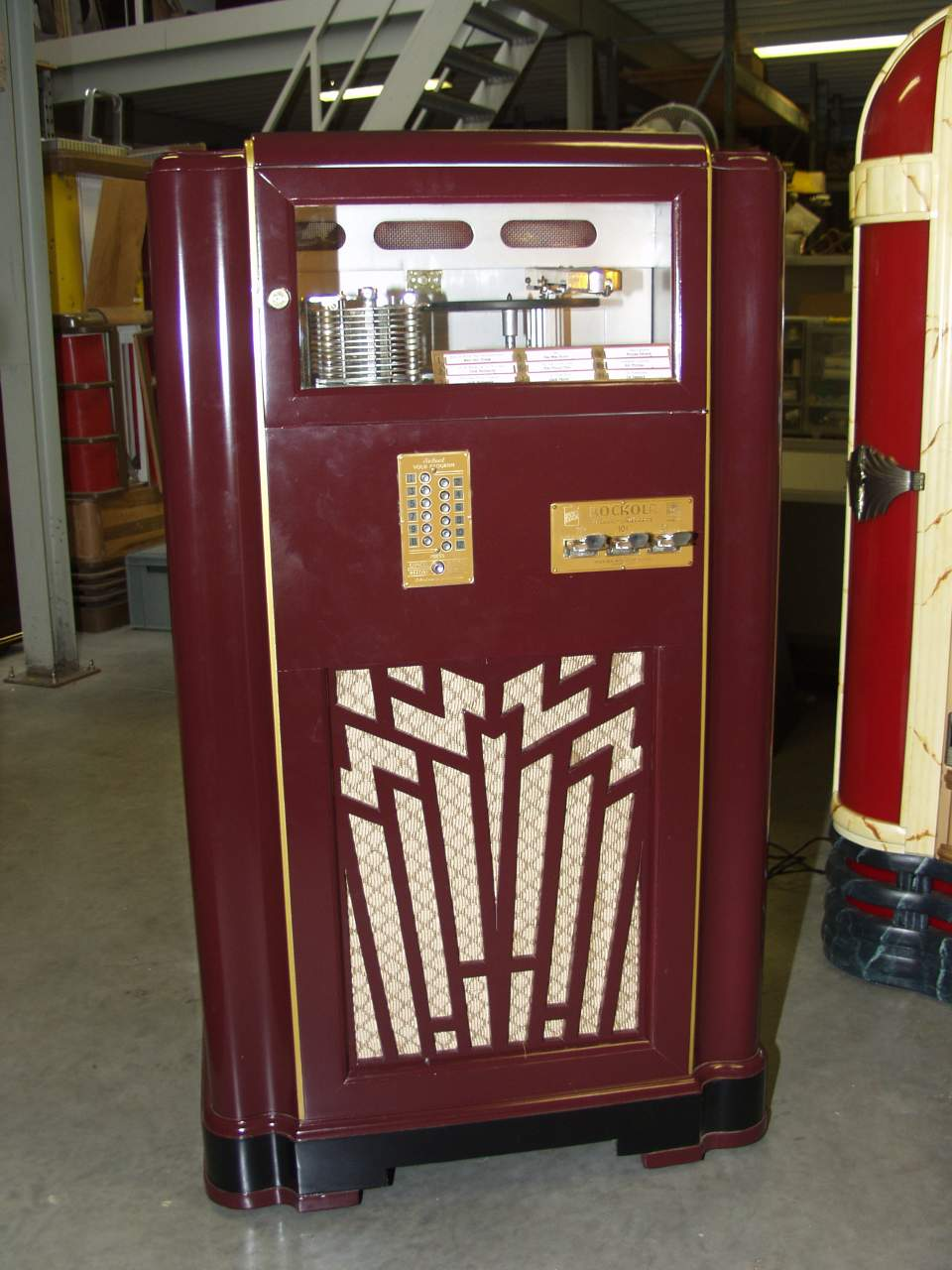 how to use a jukebox