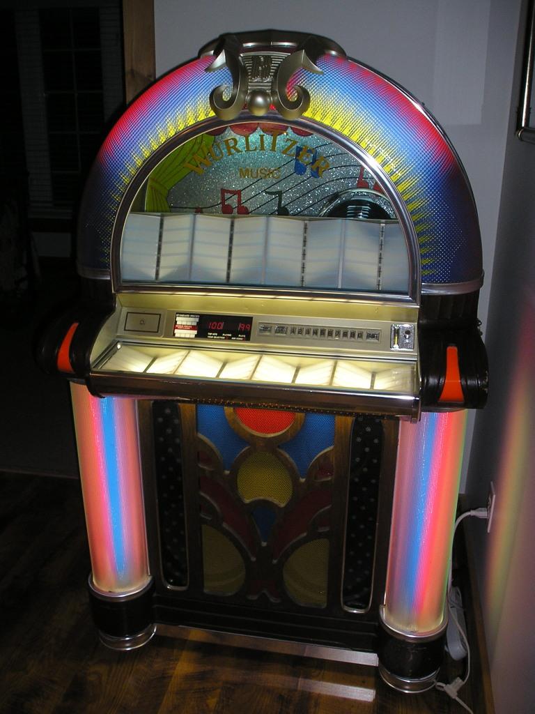 rockola nostalgia jukebox 1000  u0026 1000