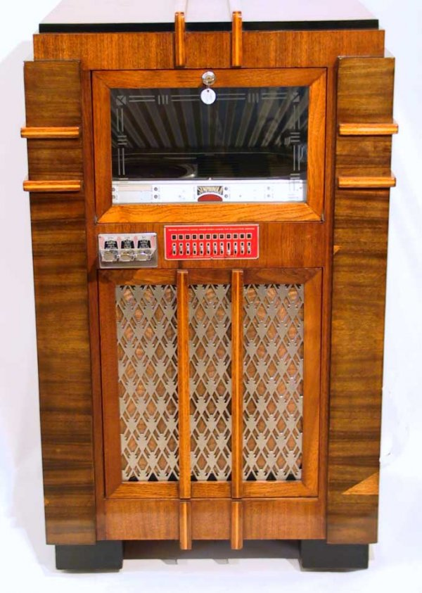 seeburg model b jukebox of 1936