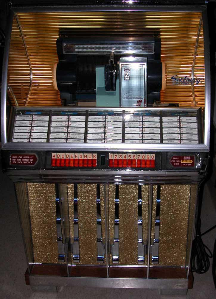 Seeburg Jukebox Value Seeburg Model hf 100r Jukebox