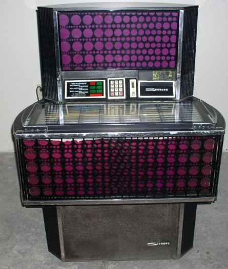 Seeburg olympian klov vaps coin op videogame pinball slot machine