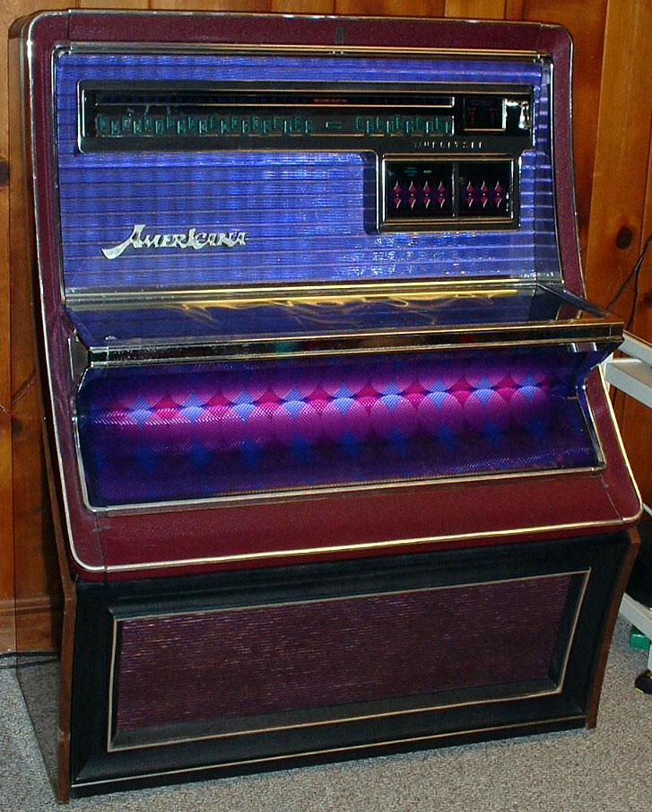 Wurlitzer Jukebox At www pinabllrebel com: Information on Wurlitzer