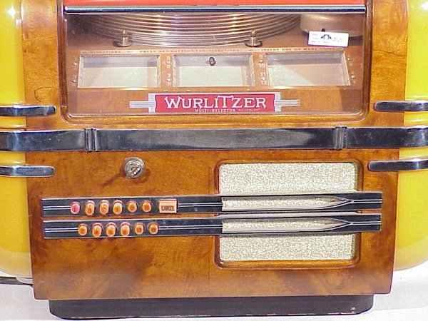 Wurlitzer Jukebox Model # 41