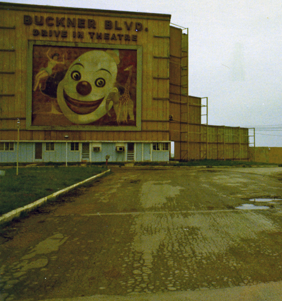 Dallas Texas Buckner Drive In Movie Theater At Www Pinballrebel Com