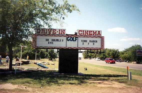 Gatesville Drive In Movie Theater Showtimes