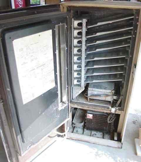 cavalier vending machine