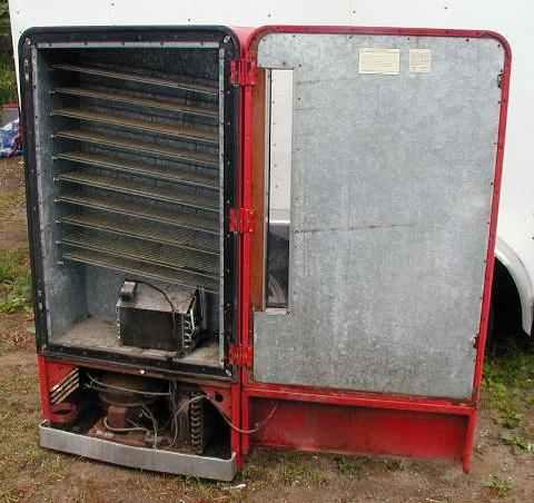 vendo 110 coke machine parts