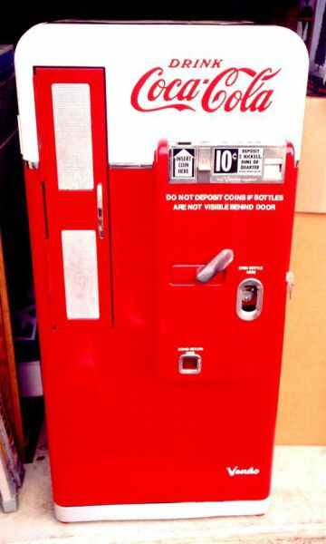 vendo 56 coke machine