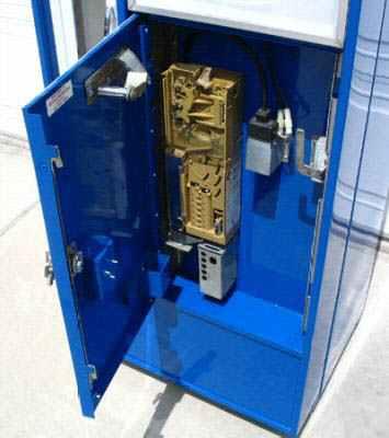 paper vending machine thesis