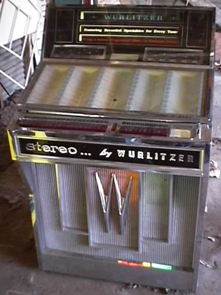 Wurlitzer 2800 Jukebox At Www Pinballrebel Com