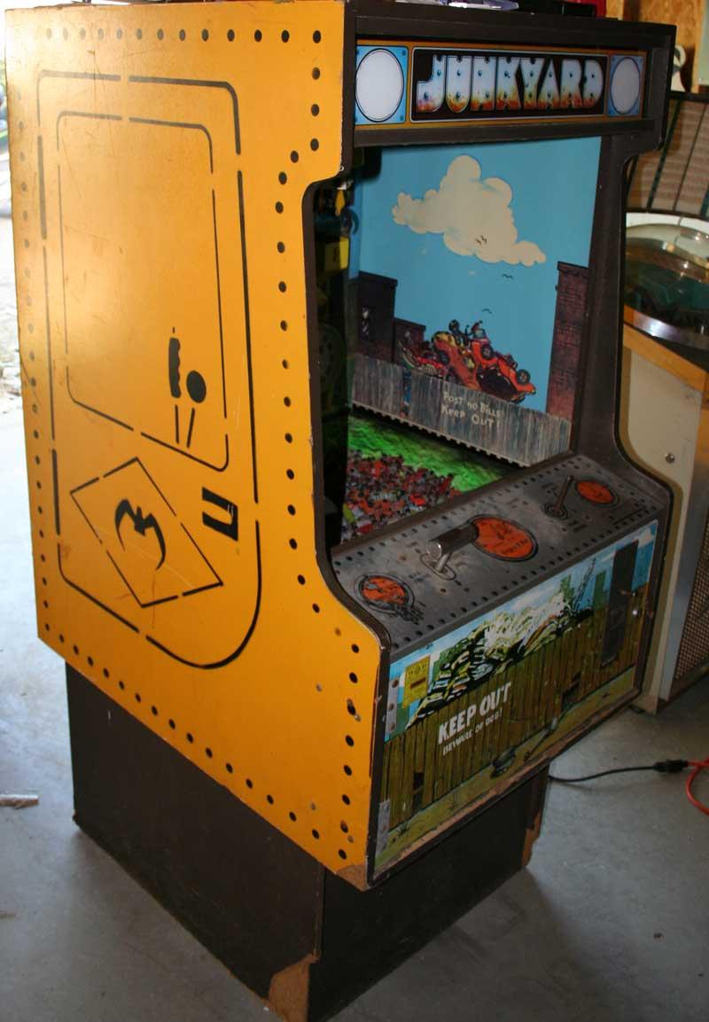 Americoin Junkyard Digger Crane Arcade Game At Www