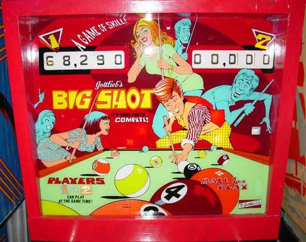 big shot games