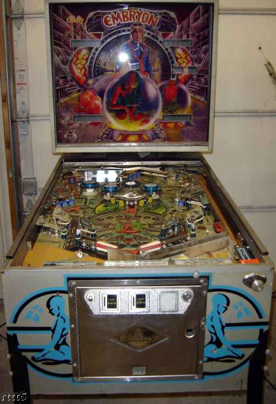 1982 Bally Spectrum pinball rubber ring kit