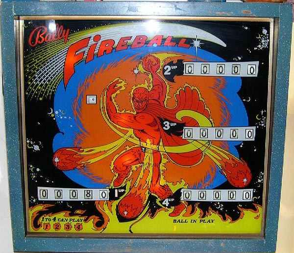fireball machine cost
