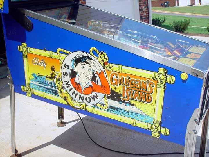 Gilligan S Island Pinball Machine