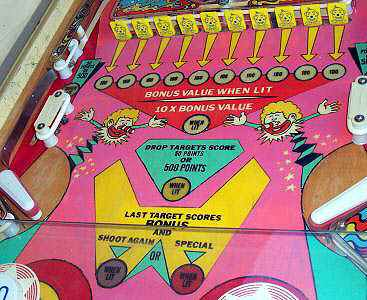 Jumping Jack Pinball By D Gottlieb Amp Company Of 1973 At