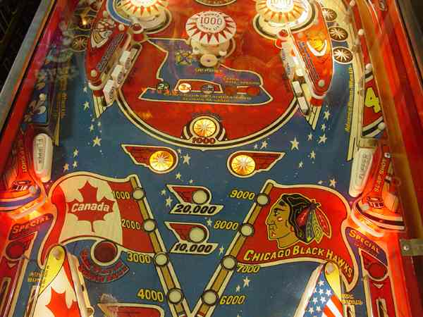 bobby orr power play pinball machine for sale