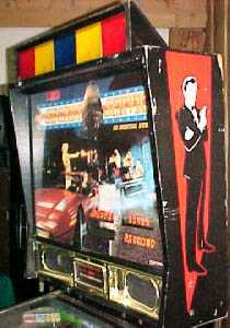 Secret Service Pinball By Data East Of 1988 At Www