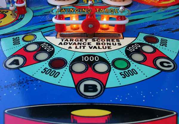 Space Mission Pinball Flyer (page 2) - Pics about space