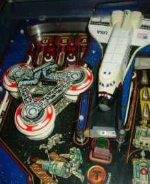 Space Shuttle Pinball By Williams of 1984 at www ...