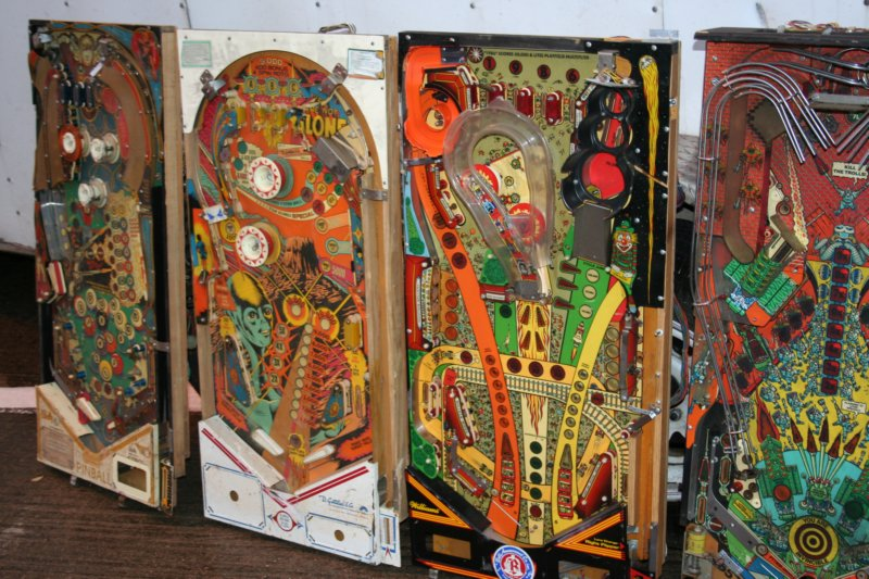 Playfields for sale