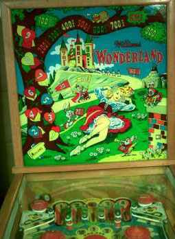 alice in wonderland slot machine wms home