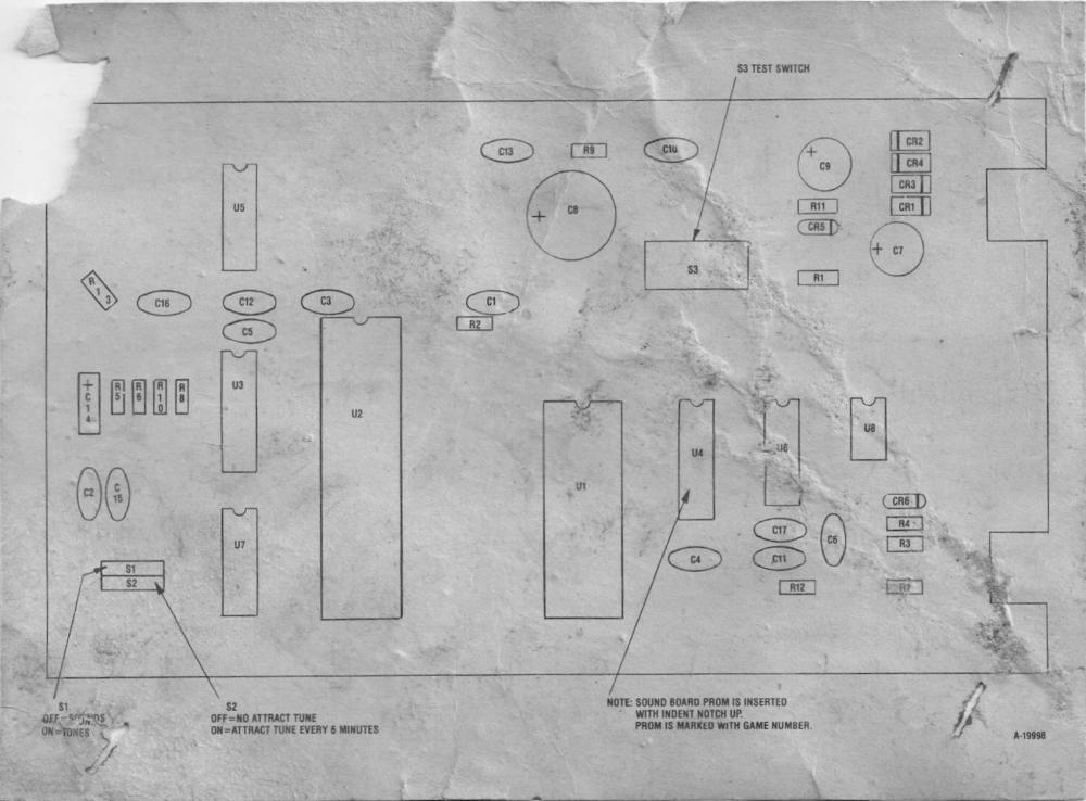 pinball wiring diagram 4 horsemen