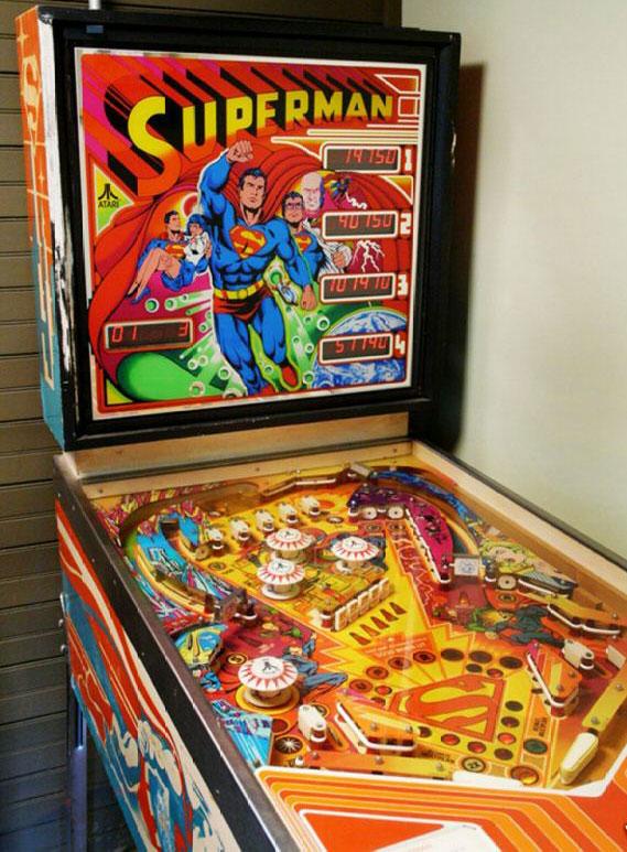 Vintage Pinball Games Online
