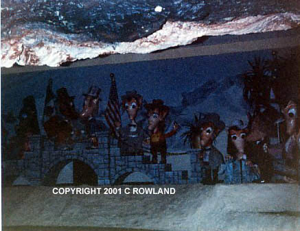 The Speelunker Cave at Six Flags Over Texas now at www